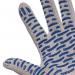 Перчатки трикотажные 5-ти нитка с ПВХ (волна), ПЕРЧАТКИ