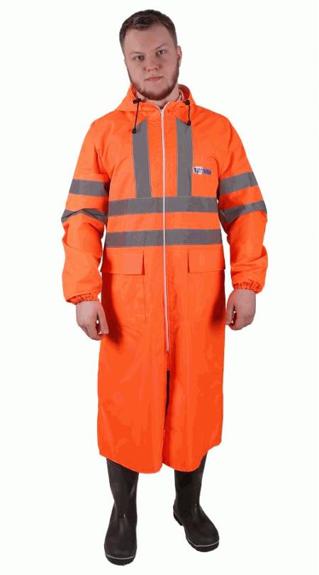 Плащ ПВХ «Extra-Vision WPL», Влагозащитная одежда