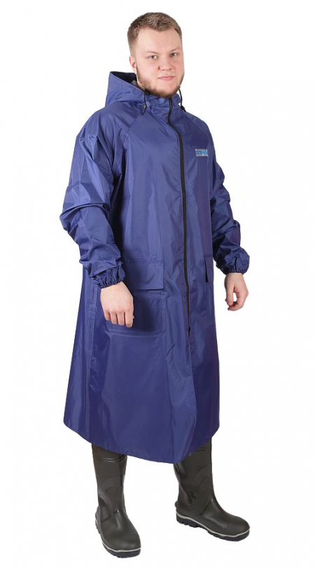 Плащ ПВХ «Poseidon WPL», Влагозащитная одежда