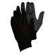 Нейлоновые перчатки с ПВХ покрытием микроточка