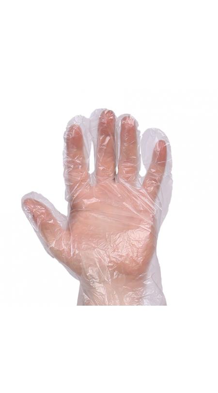 Перчатки одноразовые полиэтиленовые, Одноразовая одежда
