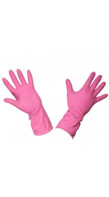 """Перчатки """"Лотос"""" хозяйственные резиновые"""