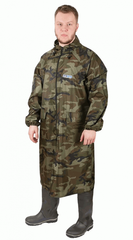 Плащ ПВХ «Hunter WPL», Влагозащитная одежда